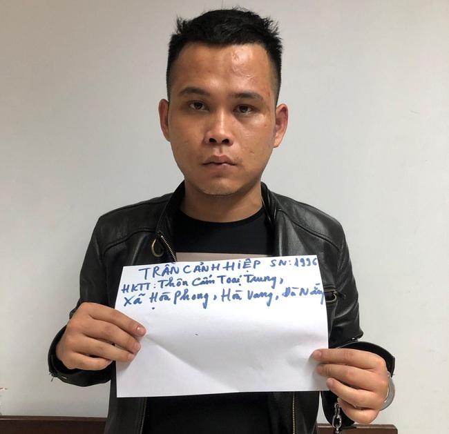 Đà Nẵng: Bắt giữ đối tượng mua bán 800 viên ma túy tổng hợp - Ảnh 1.