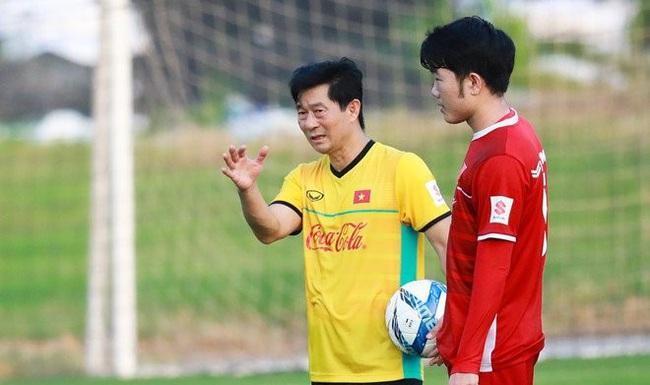 Chuyên gia thể lực Bae Ji-won khi còn làm việc ở Việt Nam.