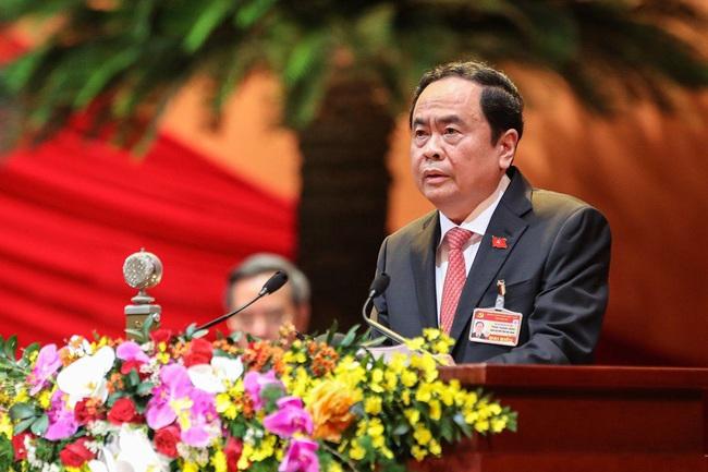 Ông Trần Thanh Mẫn - Chủ tịch MTTQ Việt Nam: Khơi dậy sức sáng tạo, sự ủng hộ của nhân dân - Ảnh 1.
