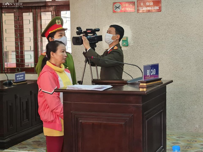 """Điện Biên: Tạm Hoãn lần 2 phiên toà phúc thẩm xét xử mẹ """"Nữ sinh giao gà"""" Trần Thị Hiền - Ảnh 3."""