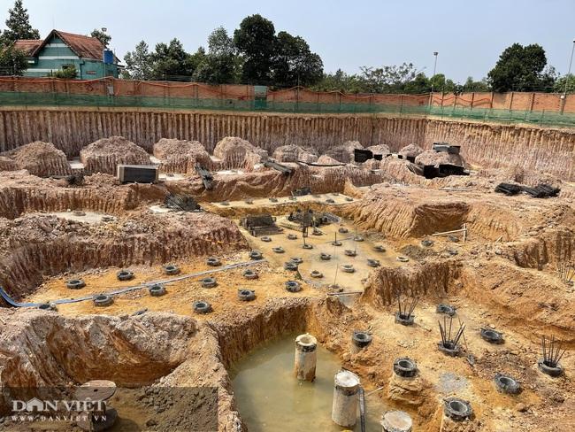 Dự án C-River View của Cường Đô La có dấu hiệu xây trái phép hầm móng? - Ảnh 6.