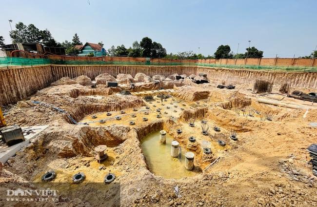 Dự án C-River View của Cường Đô La có dấu hiệu xây trái phép hầm móng? - Ảnh 4.