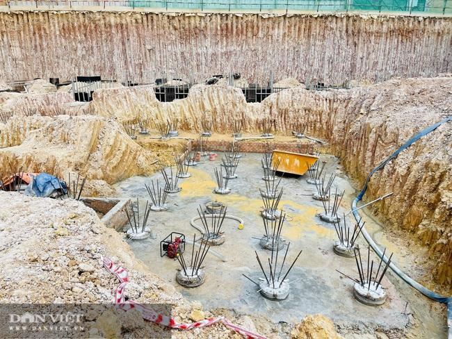 Dự án C-River View của Cường Đô La có dấu hiệu xây trái phép hầm móng? - Ảnh 5.