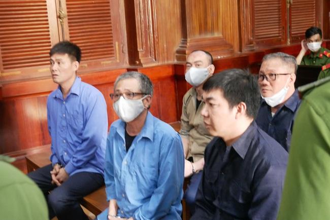 TP.HCM: Tử hình 6 bị cáo trong đường dây mua bán gần 100kg ma túy của bà 'trùm' Oanh Hà - Ảnh 1.