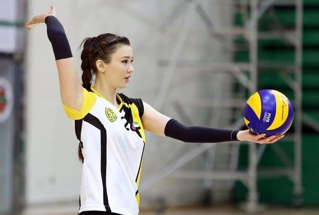 """Tiết lộ bất ngờ về chồng của """"nữ thần bóng chuyền"""" Sabina Altynbekova - Ảnh 15."""
