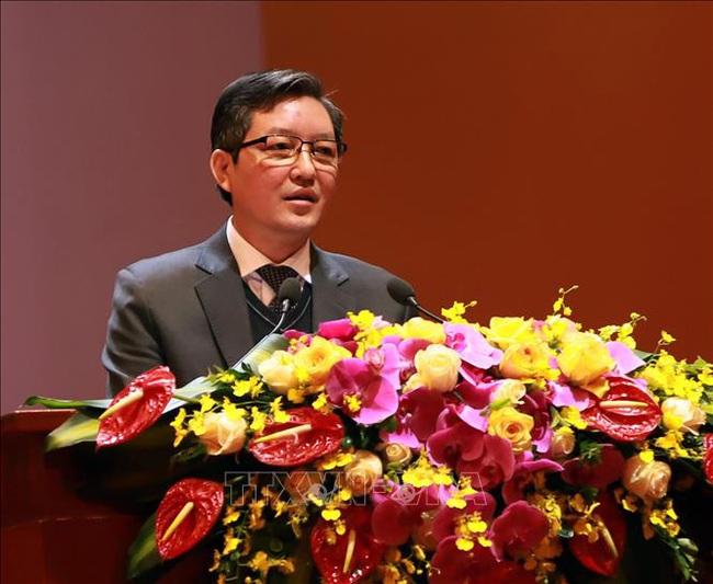 Phó Chủ tịch Hội Nông dân Việt Nam Lương Quốc Đoàn trúng cử Ban Chấp hành T.Ư khóa XIII - Ảnh 1.