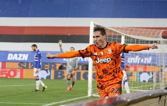 Không ghi bàn, Ronaldo vẫn giúp Juve vào top 3 Serie A - Ảnh 1.