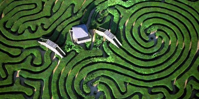 Phá giải những bí ẩn của người đàn ông tạo ra hàng trăm mê cung trên toàn thế giới - Ảnh 4.