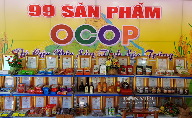 Sóc Trăng: Hàng chục đặc sản được công nhận sản phẩm OCOP - Ảnh 1.
