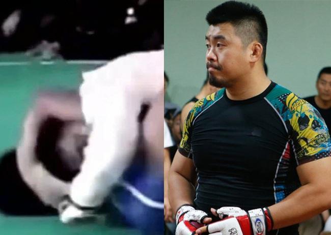 Cao thủ nào khiến Từ Hiểu Đông bẽ mặt rồi quyết theo đuổi MMA? - Ảnh 2.