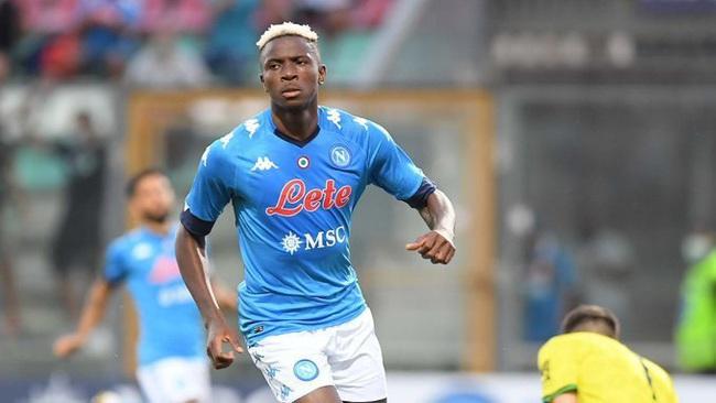 Bản hợp đồng dành cho tương lai của Napoli.