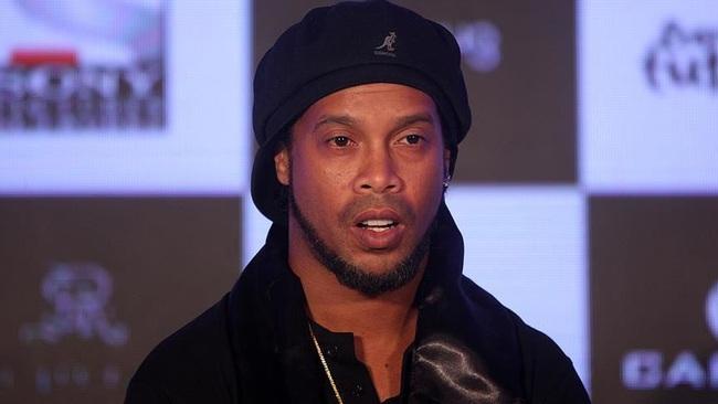 Danh tiếng của Ronaldinho vẫn rất lớn ở Brazil.
