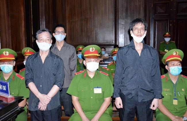 Phạm tội chống phá Nhà nước, ông Phạm Chí Dũng và đồng phạm nhận tổng cộng 37 năm tù  - Ảnh 1.