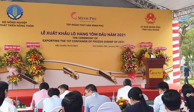 'Vua tôm' Minh Phú: Đang thiếu hụt tôm nguyên liệu gay gắt, nhà máy của tôi ở Hậu Giang chỉ hoạt động 50% công suất - Ảnh 1.