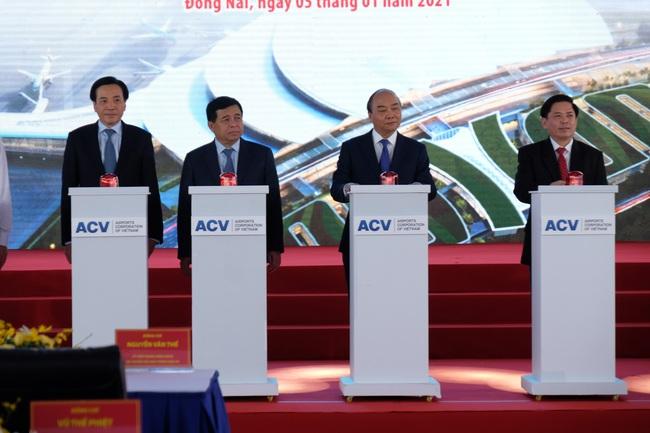 Thủ tướng Nguyễn Xuân Phúc: Sân bay Long Thành - Top 16 sân bay mong chờ nhất thế giới  - Ảnh 6.