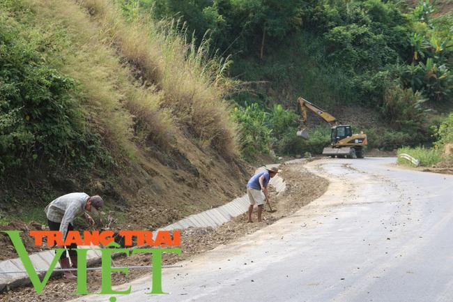 Xã Chiềng Cọ phấn đấu đạt chuẩn nông thôn mới nâng cao năm 2021 - Ảnh 5.