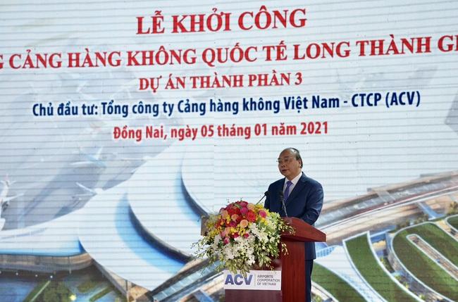 Thủ tướng Nguyễn Xuân Phúc: Sân bay Long Thành - Top 16 sân bay mong chờ nhất thế giới  - Ảnh 2.