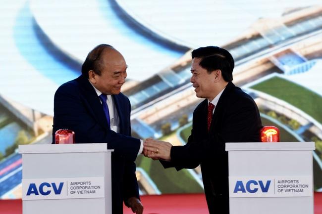 Thủ tướng Nguyễn Xuân Phúc: Sân bay Long Thành - Top 16 sân bay mong chờ nhất thế giới  - Ảnh 1.
