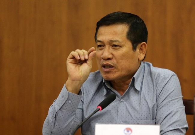 Trưởng ban trọng tài VFF, Dương Văn Hiền.