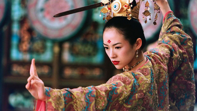 """5 """"đả nữ"""" Trung Quốc nổi tiếng nhất: Có """"Thần tiên tỷ tỷ"""" - Ảnh 3."""