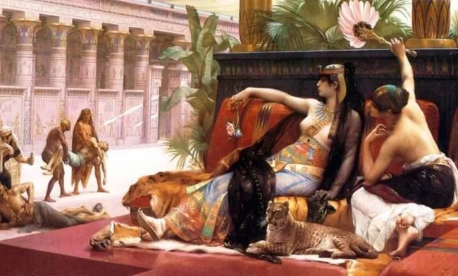Khám phá chuyện phòng the của nữ hoàng Cleopatra - Ảnh 1.