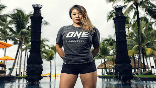 """4 nữ võ sĩ xinh đẹp và """"máu lạnh"""" tại ONE Championship: Có 1 gốc Việt - Ảnh 1."""