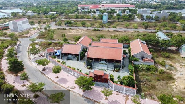 Bà Rịa – Vũng Tàu: Đề nghị cưỡng chế công trình trái phép của giám đốc Công ty Tân Thành - Ảnh 1.