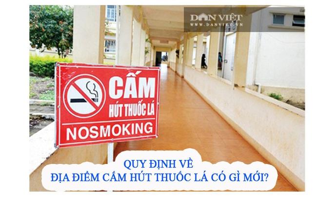 Quy định về địa điểm cấm hút thuốc lá có gì mới? - Ảnh 2.