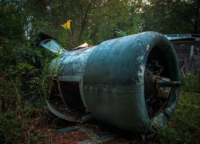 Tận mục nghĩa địa máy bay chiến đấu thời Thế chiến II - Ảnh 3.