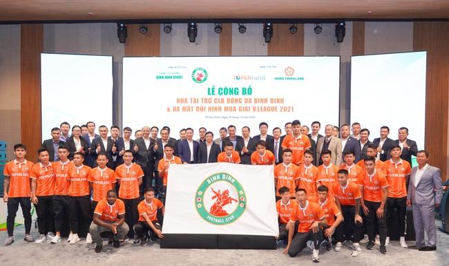 Topenland Bình Định: 300 tỷ đồng cho 3 mùa giải tại V.League  - Ảnh 3.