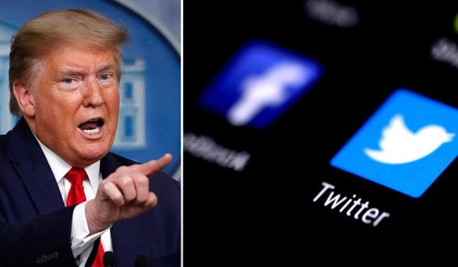 Nước Mỹ hỗn loạn vì biểu tỉnh, Facebook, Instagram và Twitter ra mắt chống đối ông Trump - Ảnh 1.