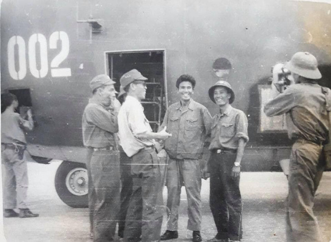 """Ảnh hiếm dàn """"ngựa thồ"""" C-130 chiến lợi của Việt Nam sau đánh Mỹ - Ảnh 2."""