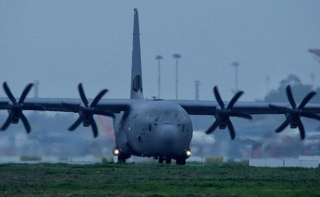 """Ảnh hiếm dàn """"ngựa thồ"""" C-130 chiến lợi của Việt Nam sau đánh Mỹ - Ảnh 7."""