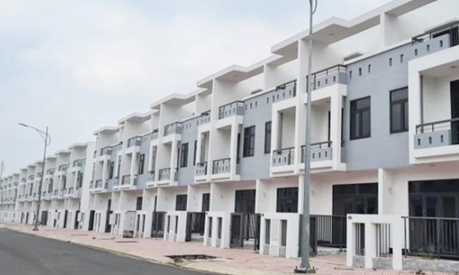 """""""Lén"""" xây trái phép 500 căn nhà ở Đồng Nai: LDG giải trình sai phạm, dừng thi công - Ảnh 3."""