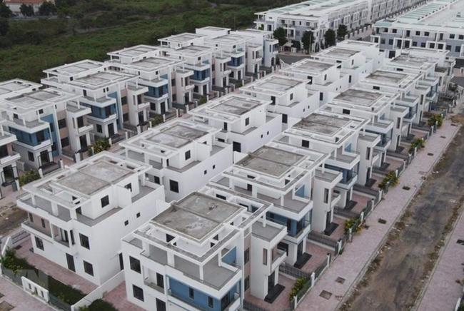 """""""Lén"""" xây trái phép 500 căn nhà ở Đồng Nai: LDG giải trình sai phạm, dừng thi công - Ảnh 2."""