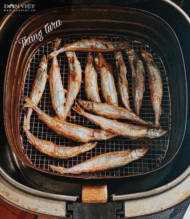 Gợi ý các món hải sản chế biến bằng nồi chiên không dầu - Ảnh 4.