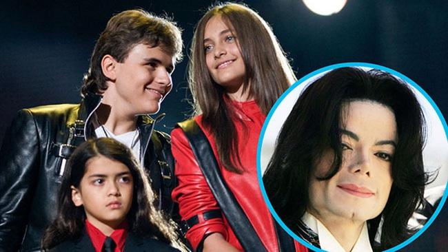 Hậu duệ của Vua nhạc Pop Michael Jackson giờ ra sao - Ảnh 1.