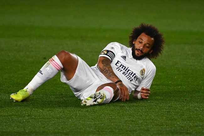Marcelo được Zidane trao cơ hội ở vị trí mới.