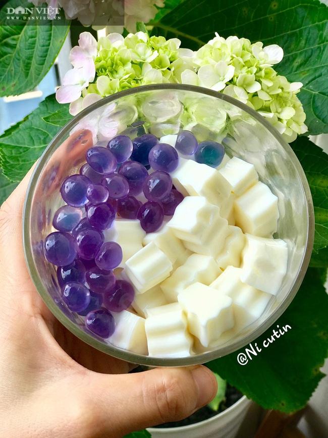 Bật mí cách làm sữa chua dẻo chống ngán ngày Tết - Ảnh 2.