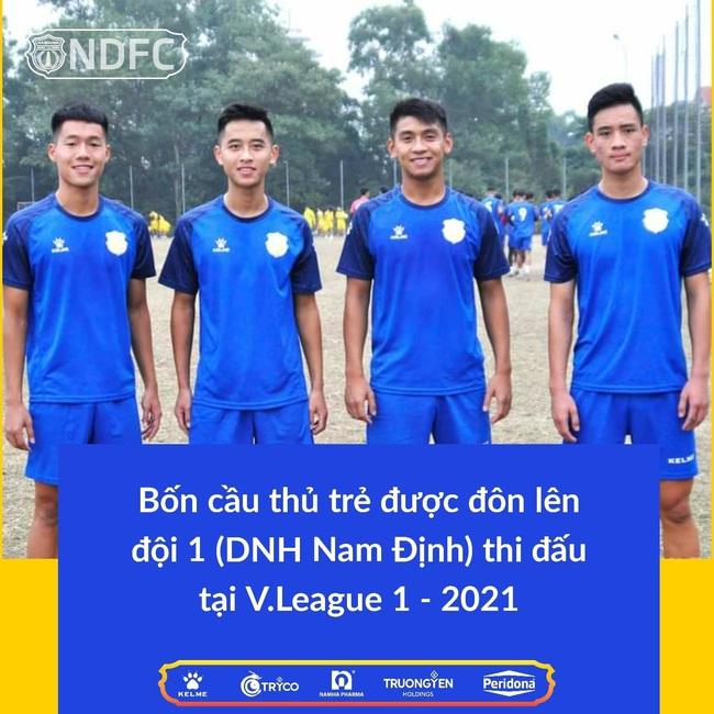 CLB Nam Định: Niềm tự hào với nhiều cầu thủ 10X nhất tại V.League - Ảnh 3.