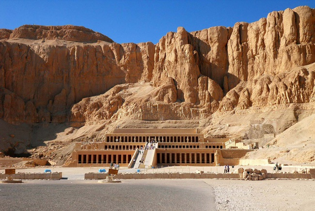 Bí mật ít biết ở những thành phố cổ nổi tiếng Ai Cập - Ảnh 1.