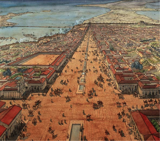Bí mật ít biết ở những thành phố cổ nổi tiếng Ai Cập - Ảnh 4.