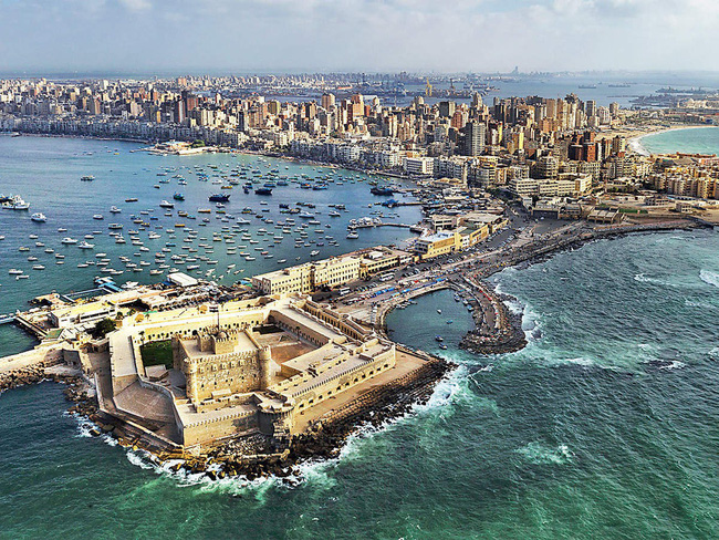 Bí mật ít biết ở những thành phố cổ nổi tiếng Ai Cập - Ảnh 5.