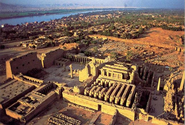 Bí mật ít biết ở những thành phố cổ nổi tiếng Ai Cập - Ảnh 9.