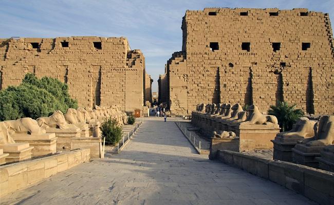Bí mật ít biết ở những thành phố cổ nổi tiếng Ai Cập - Ảnh 10.