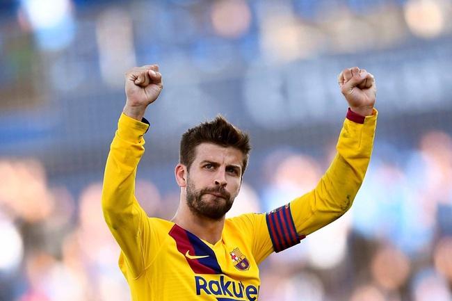 """Trước đại chiến PSG, Barcelona đón tin vui về """"trái tim"""" hàng thủ - Ảnh 1."""