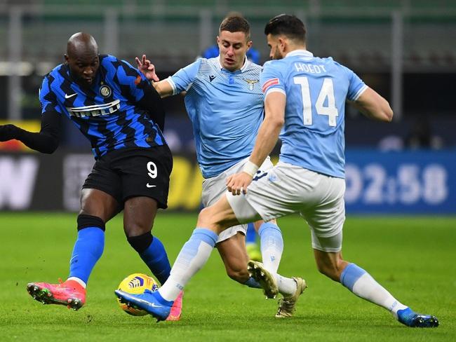 Inter Milan lên đỉnh Serie A, HLV Conte lập tức đề cao cảnh giác - Ảnh 1.
