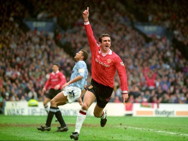 5 số 7 vĩ đại nhất lịch sử M.U: Có Cantona, Beckham, Ronaldo - Ảnh 3.