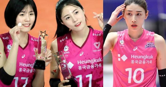 """Nguồn cơn khiến 2 chị em """"thiên thần"""" bóng chuyền Hàn Quốc bị cấm thi đấu - Ảnh 1."""