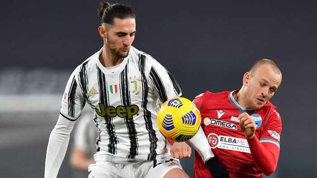 Rabiot được xem là thương vụ sai lầm của Juventus.